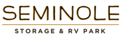 Seminole Storage and RV Park logo